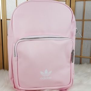 Adidas Pink Backback